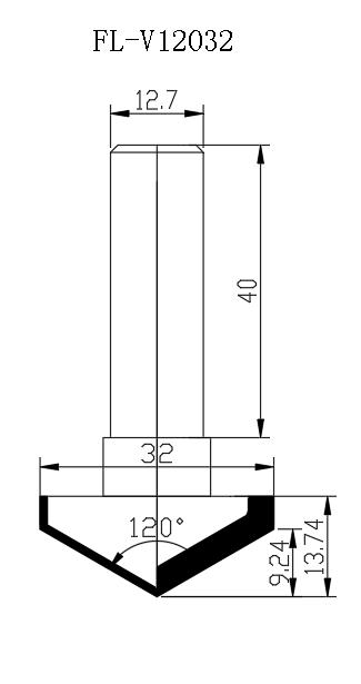 120V刀