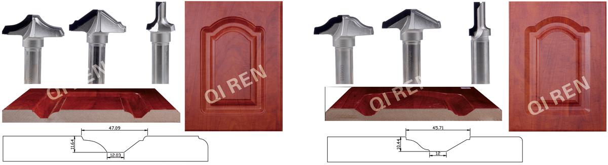 奇刃刀具木门样板